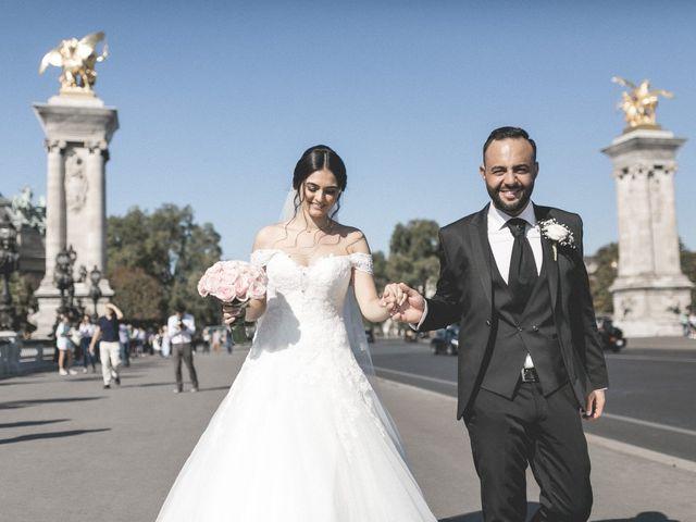 Le mariage de Gabriel et Jessica à Paris, Paris 15