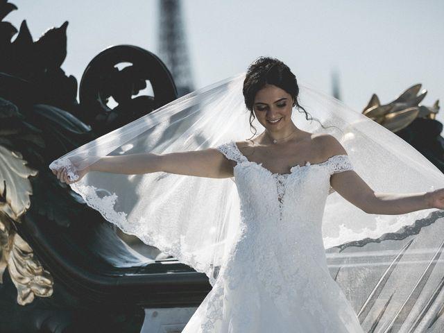 Le mariage de Gabriel et Jessica à Paris, Paris 16