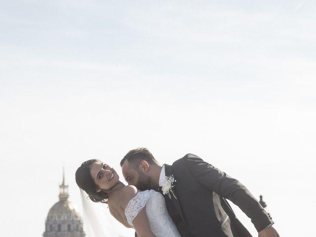 Le mariage de Gabriel et Jessica à Paris, Paris 19