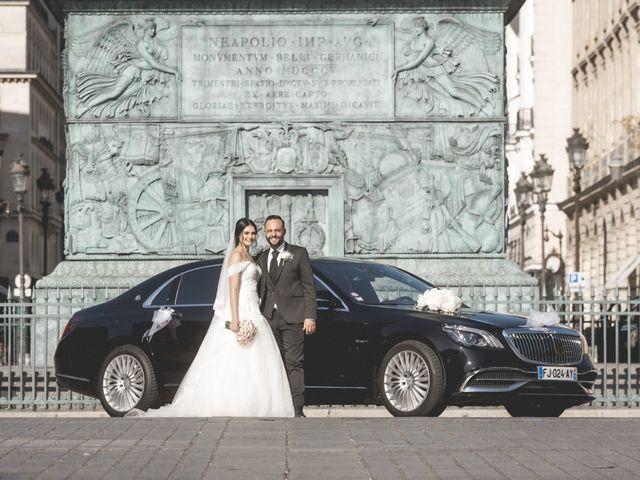 Le mariage de Gabriel et Jessica à Paris, Paris 20