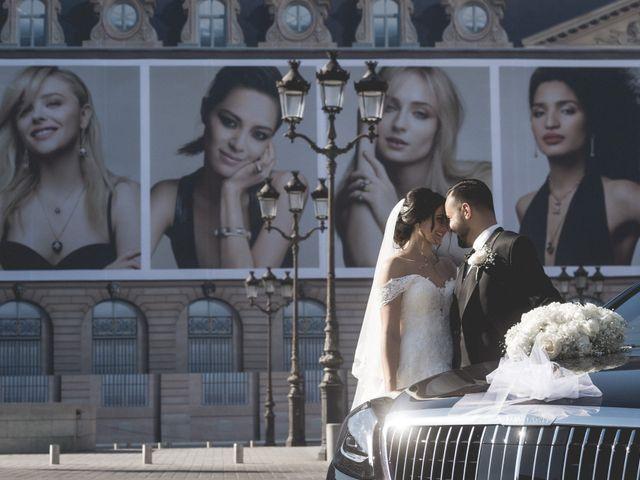 Le mariage de Gabriel et Jessica à Paris, Paris 22