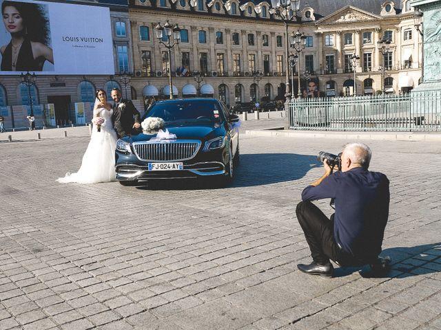 Le mariage de Gabriel et Jessica à Paris, Paris 23