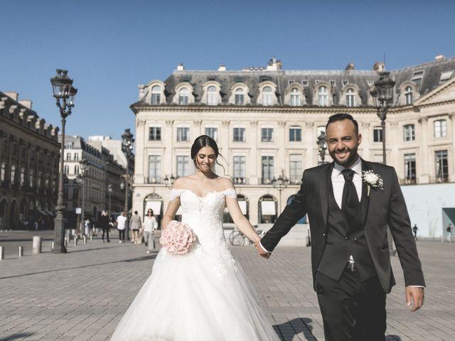 Le mariage de Gabriel et Jessica à Paris, Paris 24