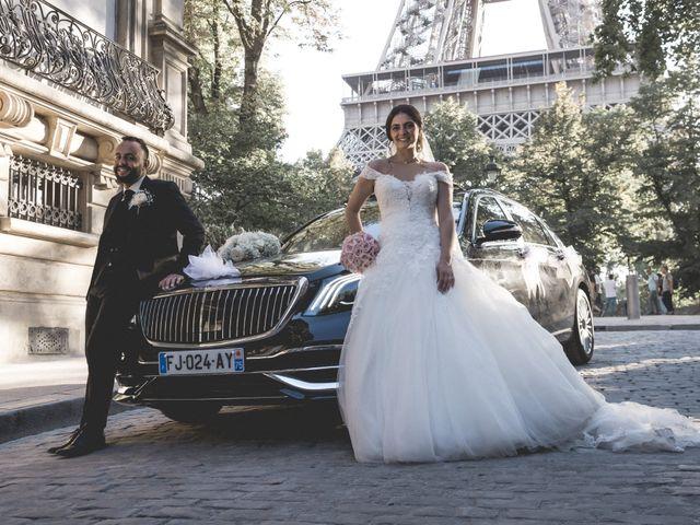 Le mariage de Gabriel et Jessica à Paris, Paris 1