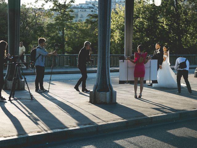 Le mariage de Gabriel et Jessica à Paris, Paris 2