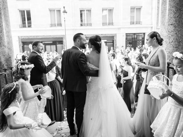 Le mariage de Gabriel et Jessica à Paris, Paris 31