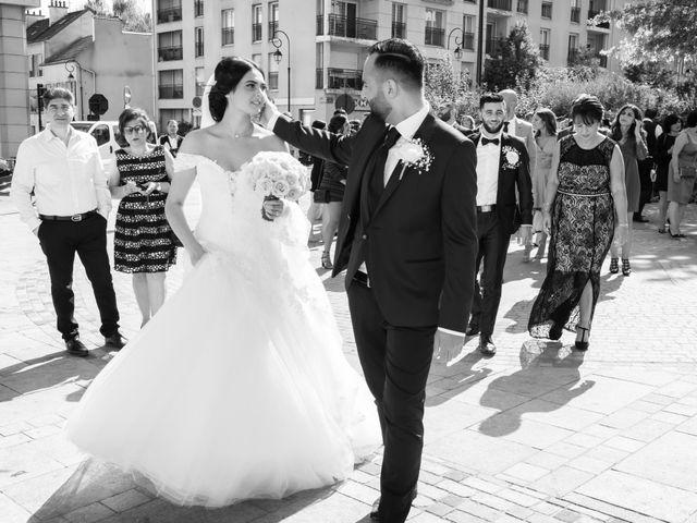 Le mariage de Gabriel et Jessica à Paris, Paris 33