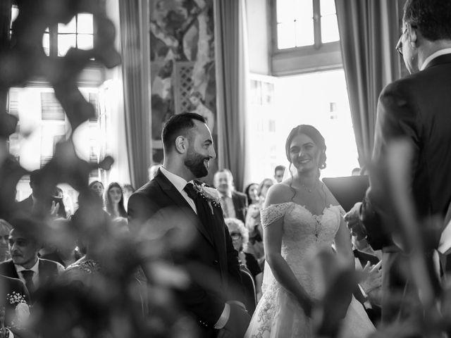 Le mariage de Gabriel et Jessica à Paris, Paris 35