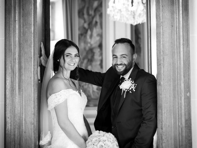 Le mariage de Gabriel et Jessica à Paris, Paris 36