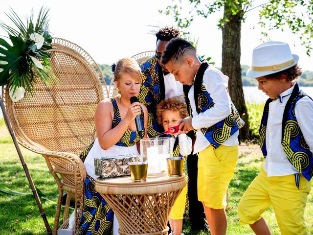 Le mariage de Eddy et Delphine à Gosné, Ille et Vilaine 30