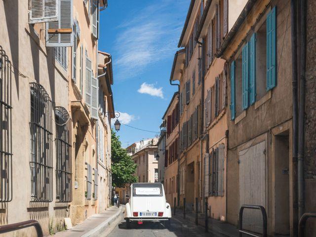Le mariage de Vincent et Laetitia à Aix-en-Provence, Bouches-du-Rhône 20