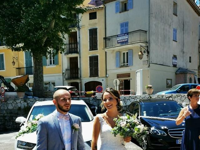 Le mariage de Florian  et Océane à Fréjus, Var 5