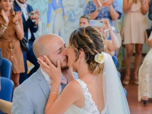 Le mariage de Florian  et Océane à Fréjus, Var 15