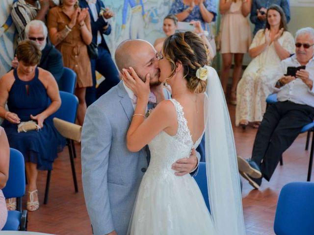 Le mariage de Florian  et Océane à Fréjus, Var 16