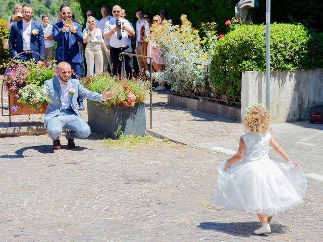 Le mariage de Florian  et Océane à Fréjus, Var 18