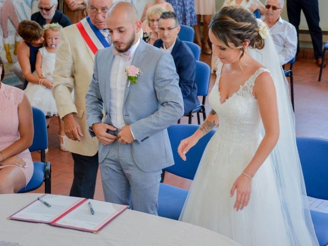 Le mariage de Florian  et Océane à Fréjus, Var 26