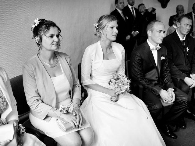 Le mariage de Yoann et Aline à Marly-Gomont, Aisne 47