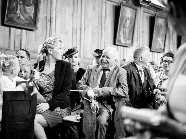 Le mariage de Yoann et Aline à Marly-Gomont, Aisne 60