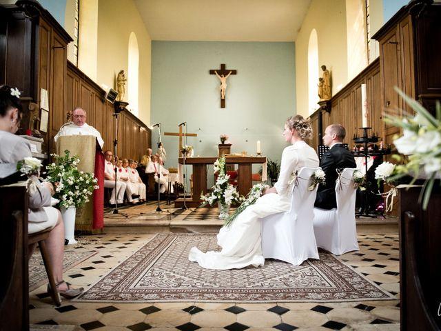 Le mariage de Yoann et Aline à Marly-Gomont, Aisne 61