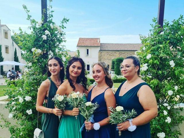 Le mariage de Carette  et Sandie à Eyguières, Bouches-du-Rhône 6