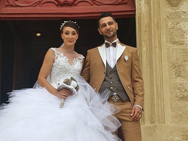 Le mariage de Carette  et Sandie à Eyguières, Bouches-du-Rhône 1