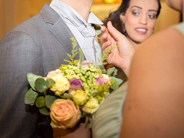 Le mariage de Mourad et Hannah à Paris, Paris 22