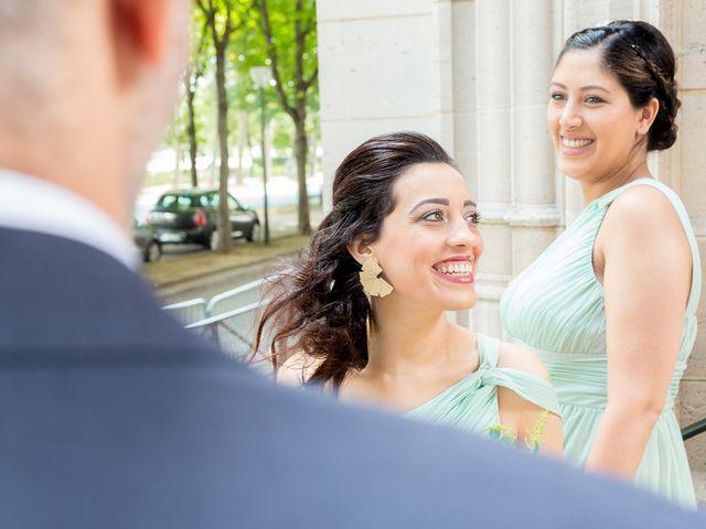 Le mariage de Mourad et Hannah à Paris, Paris 25