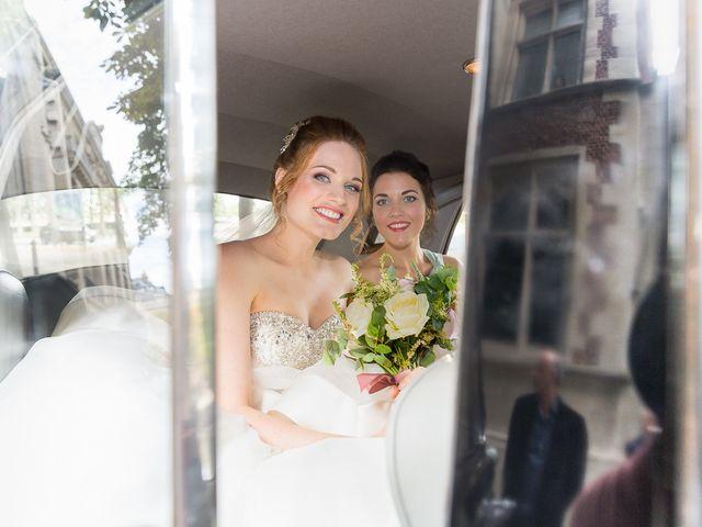 Le mariage de Mourad et Hannah à Paris, Paris 26