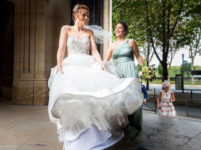 Le mariage de Mourad et Hannah à Paris, Paris 28