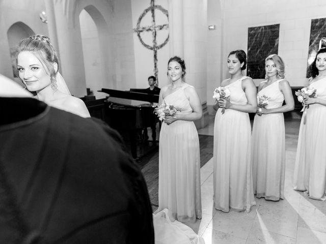 Le mariage de Mourad et Hannah à Paris, Paris 34