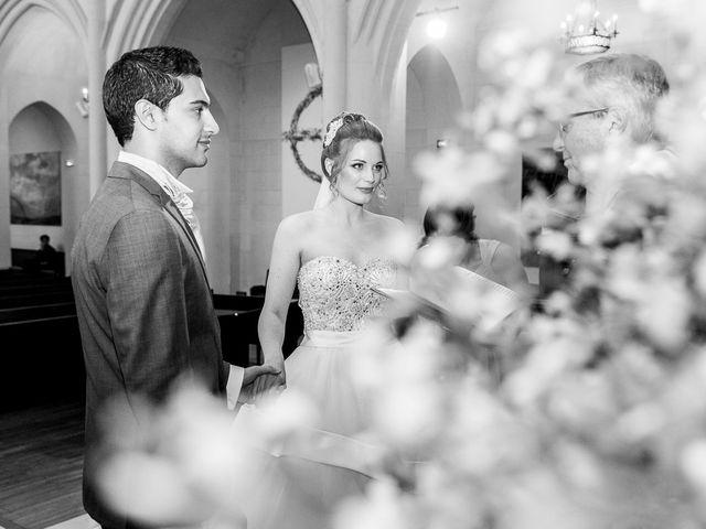 Le mariage de Mourad et Hannah à Paris, Paris 38