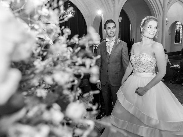 Le mariage de Mourad et Hannah à Paris, Paris 41