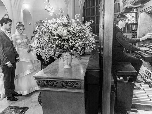 Le mariage de Mourad et Hannah à Paris, Paris 44
