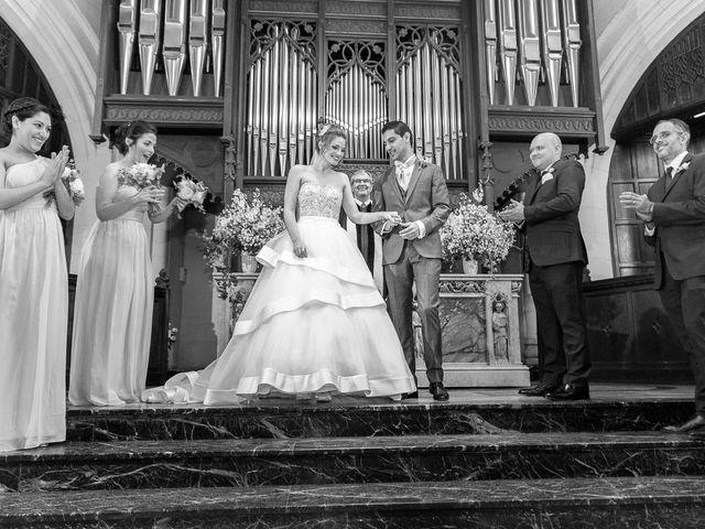 Le mariage de Mourad et Hannah à Paris, Paris 54