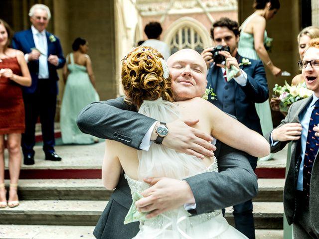 Le mariage de Mourad et Hannah à Paris, Paris 66