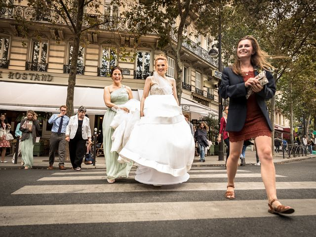 Le mariage de Mourad et Hannah à Paris, Paris 67