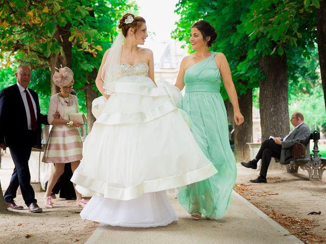 Le mariage de Mourad et Hannah à Paris, Paris 64