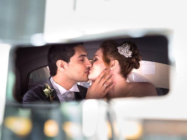 Le mariage de Mourad et Hannah à Paris, Paris 77