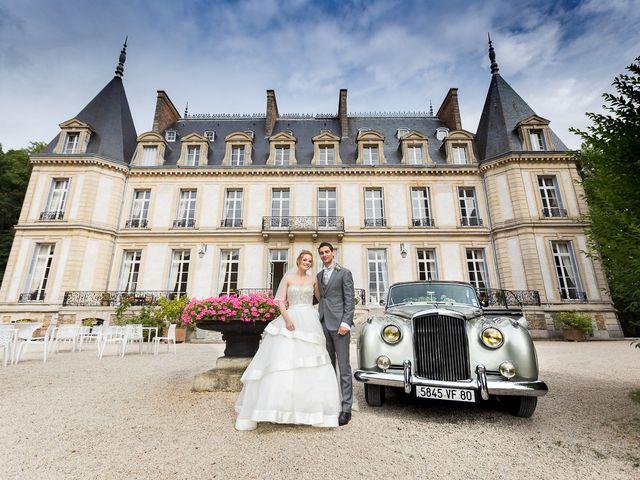 Le mariage de Mourad et Hannah à Paris, Paris 78