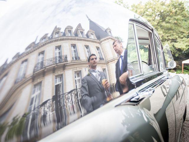 Le mariage de Mourad et Hannah à Paris, Paris 89