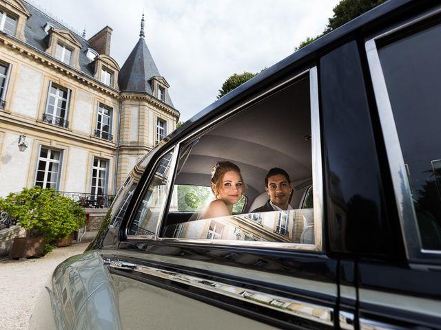 Le mariage de Mourad et Hannah à Paris, Paris 92