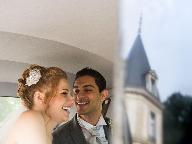 Le mariage de Mourad et Hannah à Paris, Paris 94