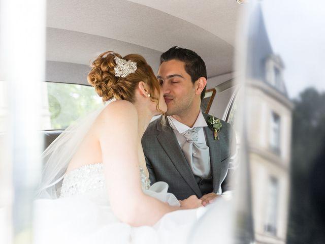 Le mariage de Mourad et Hannah à Paris, Paris 95