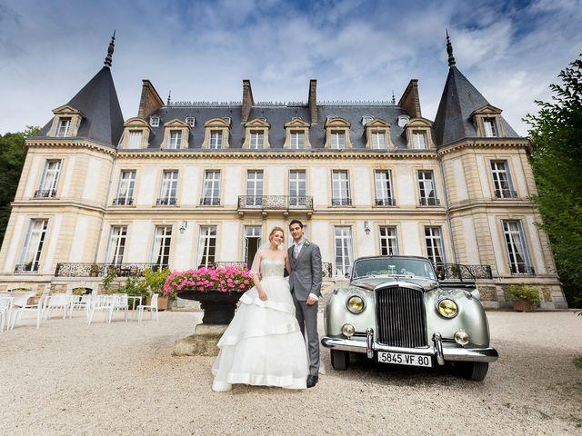 Le mariage de Mourad et Hannah à Paris, Paris 98