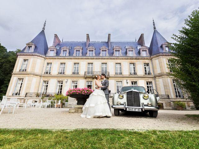Le mariage de Mourad et Hannah à Paris, Paris 99