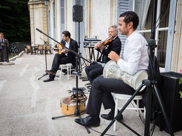 Le mariage de Mourad et Hannah à Paris, Paris 102