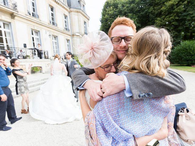 Le mariage de Mourad et Hannah à Paris, Paris 107