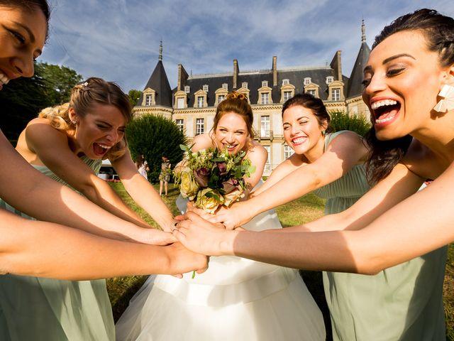 Le mariage de Mourad et Hannah à Paris, Paris 115