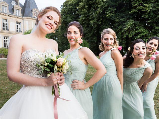 Le mariage de Mourad et Hannah à Paris, Paris 121