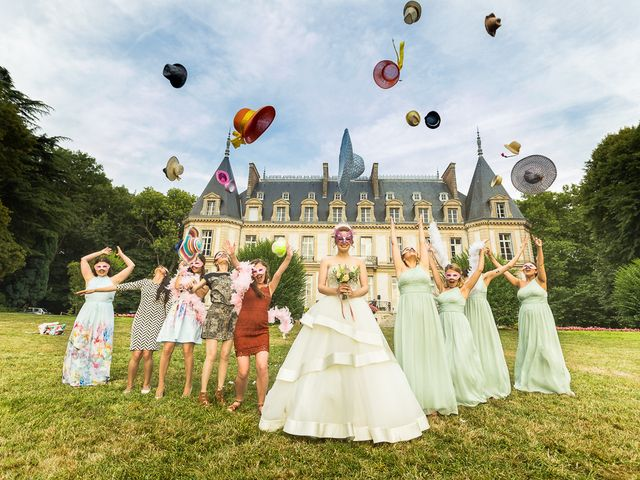 Le mariage de Mourad et Hannah à Paris, Paris 122